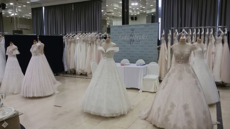 26η Έκθεση Μόδας Γάμου μόνο για εμπόρους.
