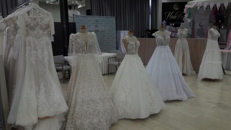 Παρουσίαση της 2020 exclusive collection στην 27η έκθεση γάμου Θεσσαλονίκης (μόνο για εμπόρους)..